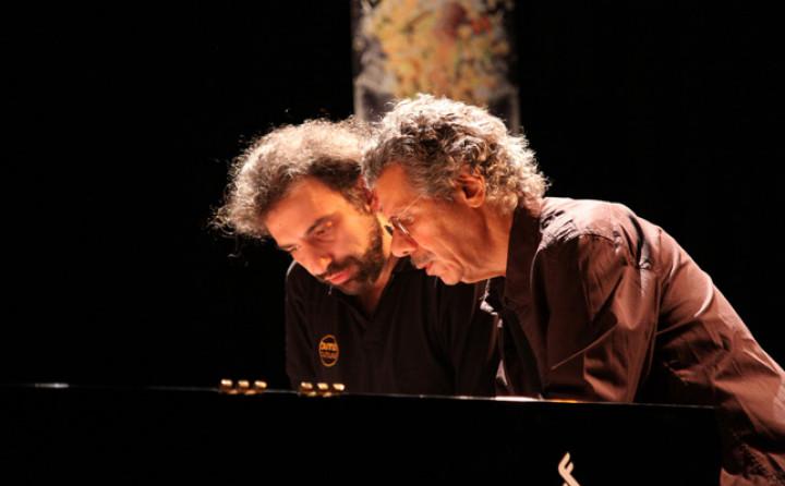 Chick Corea & Stefano Bollani c Andrew Elliott / ECM Records