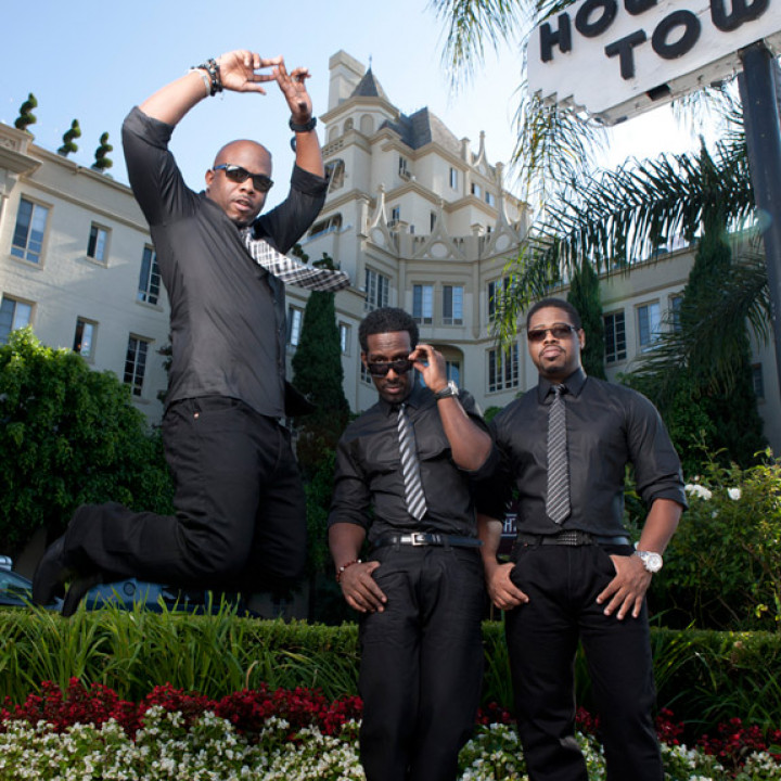 Boyz II Men — Pressefotos 2011