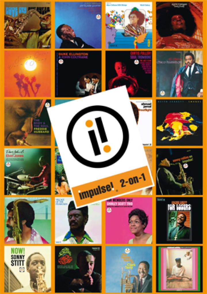 Impulse 2-on-1-Serie Poster