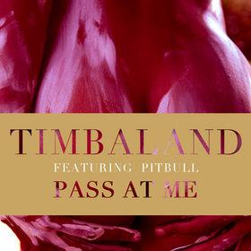 Timbaland, Pass At Me (2-Track), 00602527854366