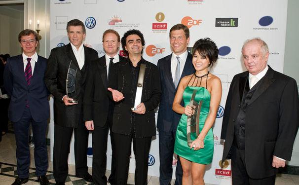 Yuja Wang, ECHO Klassik 2011: Glanzvolle Preisträger-Gala im Berliner Konzerthaus