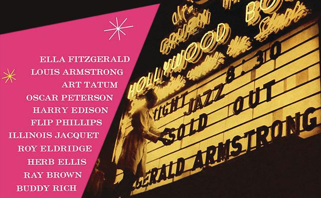 Ella Fitzgerald, Jazz At The Hollywood Bowl: Sprung in die Schüssel