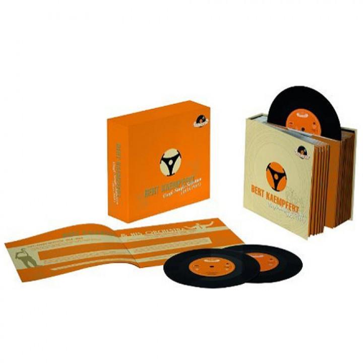 Bert Kaempfert - Vinyl-Singel-Selection