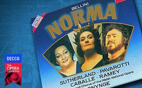 Oper ohne Abstriche – Die neue Opern-Serie von Decca
