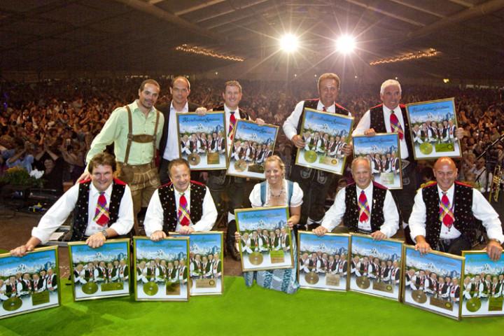 Kastelruther Spatzen Spatzenfest 2011