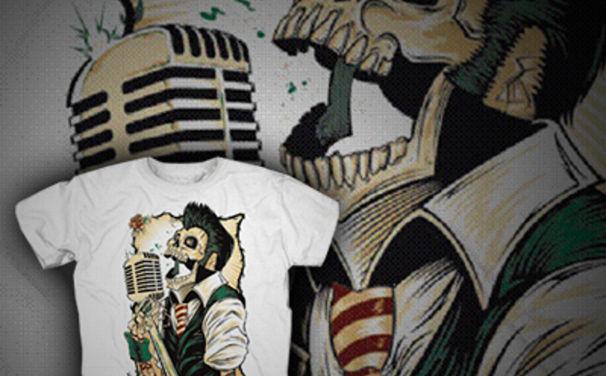 Volbeat, Nur noch sieben Tage: Volbeat-Shirts zu gewinnen!