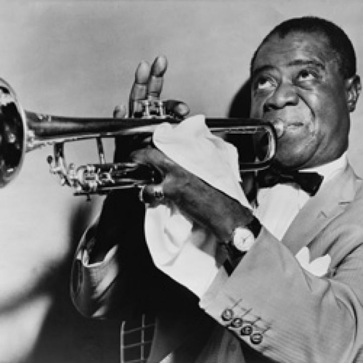 Louis Armstrong c New York World-Telegram