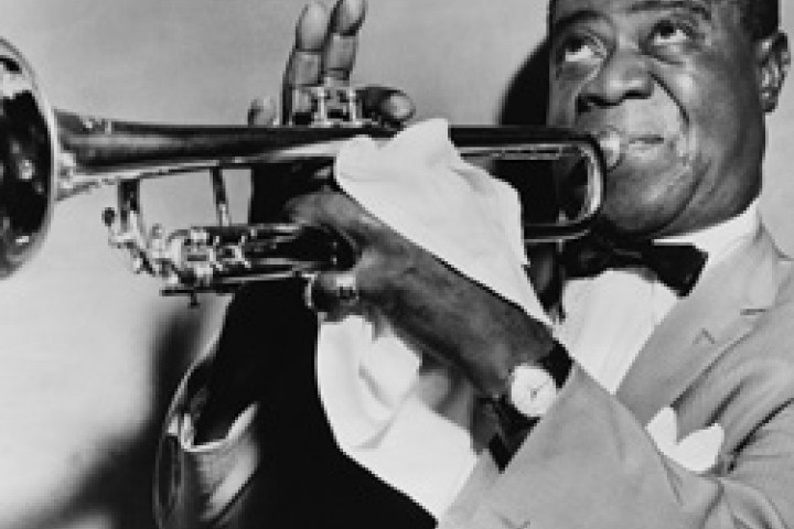 Louis Armstrong c New York World-Telegram