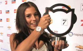 Sarah Engels, Beste Einzelkünstlerin beim diesjährigen Napster Fan-Preis