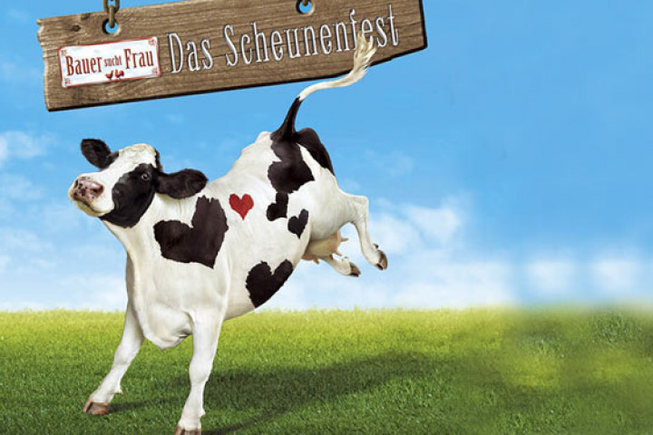 Bauer sucht Frau - Das Scheunenfest