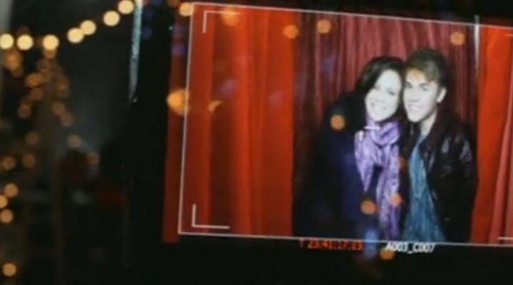 Mistletoe Behind The Scenes