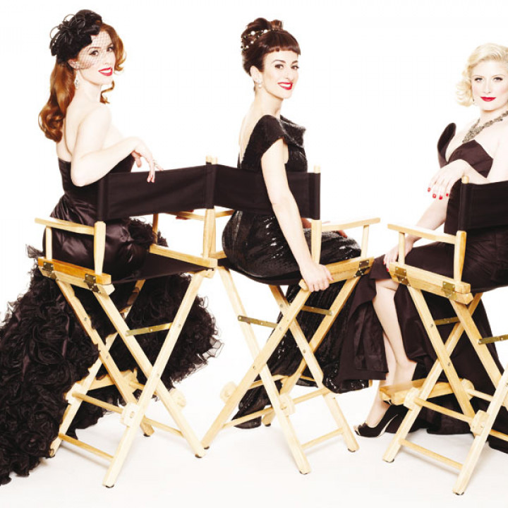 The Puppini Sisters Hollywood c Peter Zownir