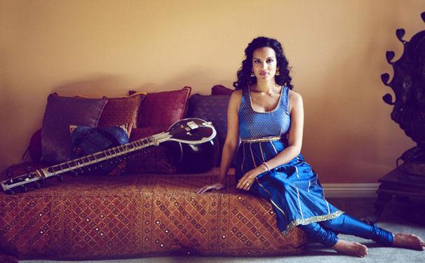 Anoushka Shankar, Spanisches Indien