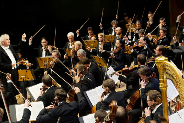 Berliner Philharmoniker in Singapur