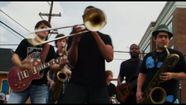 Trombone Shorty, JazzEcho Video Podcast Episode 10