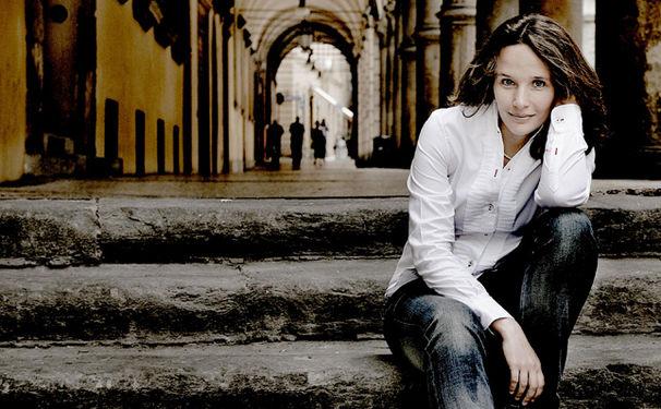Hélène Grimaud, Hélène Grimaud zu Gast im ZDF Morgenmagazin