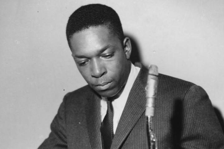 John Coltrane c Kwame Braithwaite