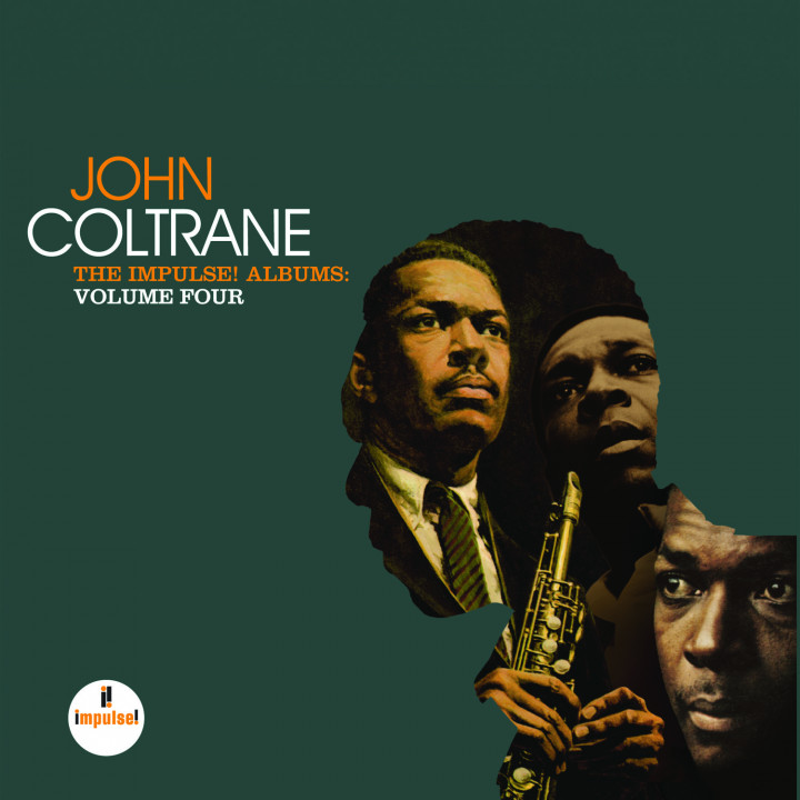 John Coltrane Impulse! Albums Volume Four