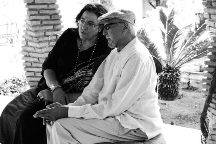 Charles Lloyd und Maria Farantouri