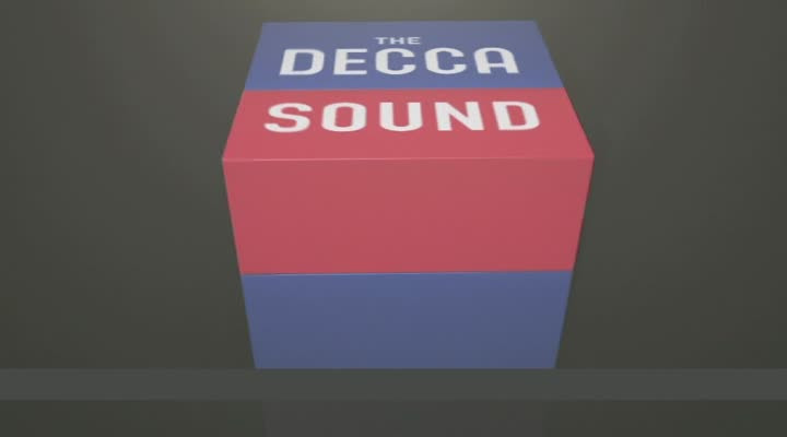 The Decca Sound CD Box