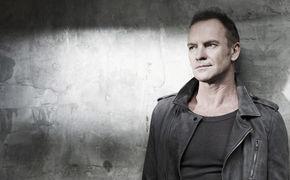 Sting, Neues Sting-Album 57th & 9th im November 2016