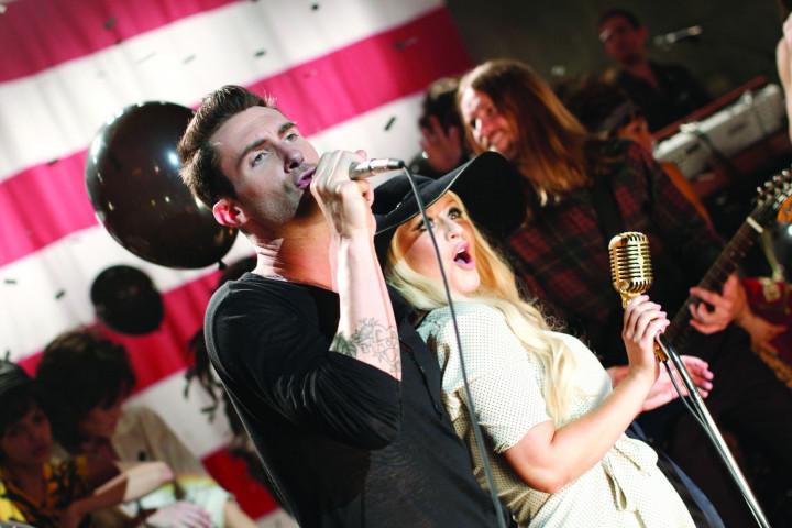 Maroon 5 feat. Christina Aguilera