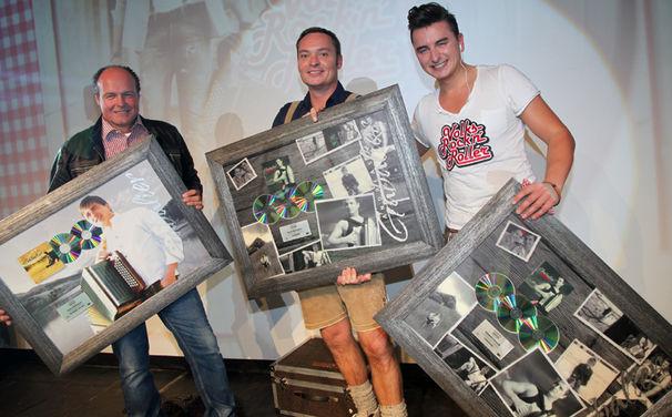 Andreas Gabalier, Volks-Rock'n'Roller Andreas Gabalier –  ein ausgezeichneter Künstler