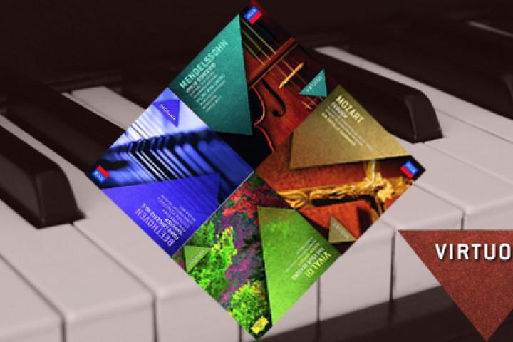 Virtuoso Serie Decca/ Deutsche Grammophon