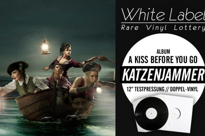 Katzenjammer White Label Backstage