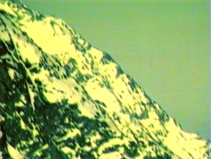 Oben auf dem Berg