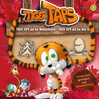 Tiger Taps, 03: Das Weihnachtsfest / Das Dino-Ei, 00602527822211