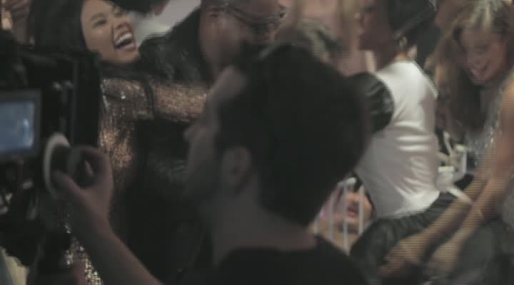 "Behind The Scenes ""Hangover"" - VEVO"