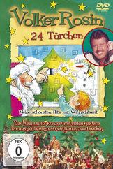 Volker Rosin, 24 Türchen - Die Weihnachts-Konzert-DVD, 00602527830087