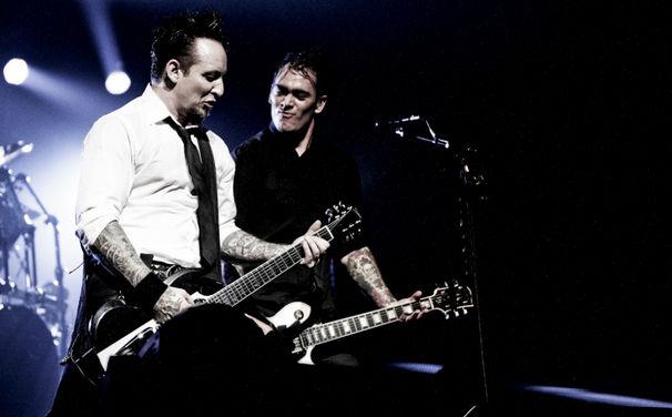 Volbeat, Triff Volbeat backstage bei einer ihrer Shows