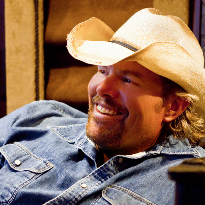 Toby Keith 01/2011