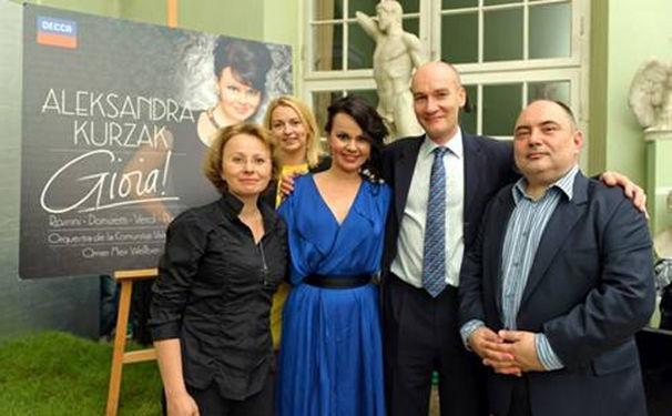 Aleksandra Kurzak, Aleksandra Kurzak - Polen feiert seinen neuen Stern am Klassikhimmel