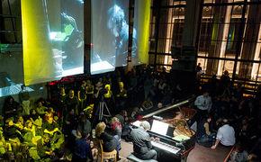 Franz Liszt, Pierre-Laurent Aimard mit Franz Liszt in der Yellow Lounge und auf Arte