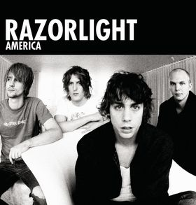Razorlight, America, 00602517179653