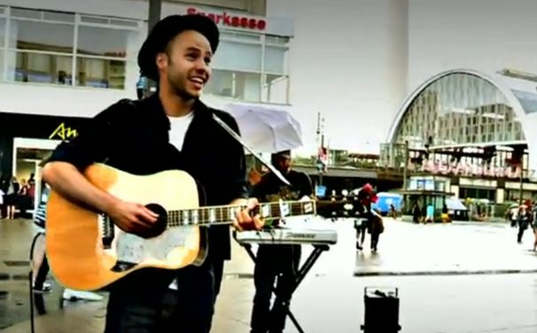 Marlon Roudette, 27. Oktober: Tourauftakt in Düsseldorf mit Milow