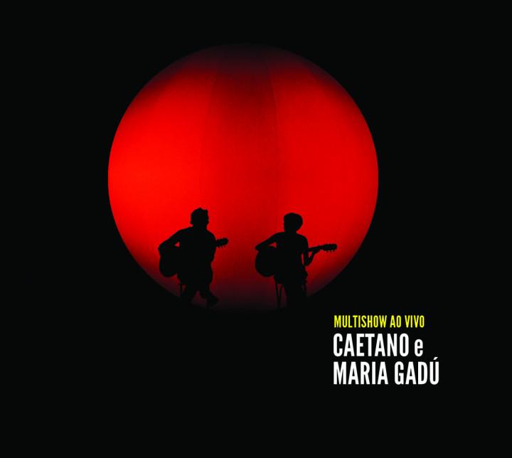 Multishow Ao Vivo Caetano e Maria Gadú