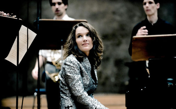 Hélène Grimaud, Hélène Grimauds Mozart in der Berliner Philharmonie