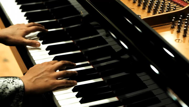 Mozart Klavierkonzert No. 23 KV 488 - Adagio