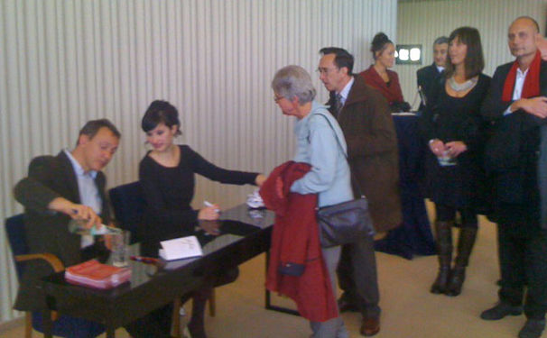 Anna Prohaska, Anna Prohaska beigeistert ihr Publikum mit Sirène