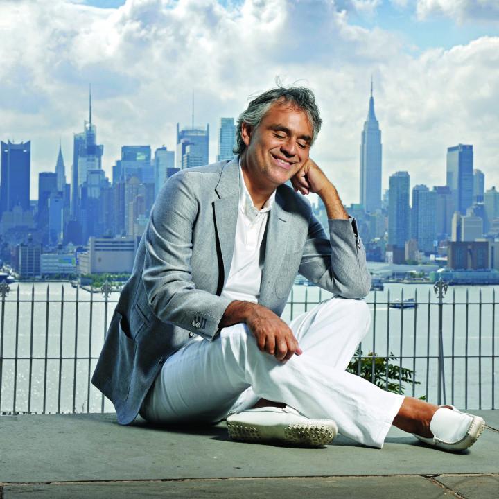 Andrea Bocelli 01/2011