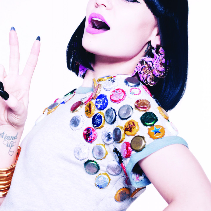 Jessie J Pressebilder 2011 06