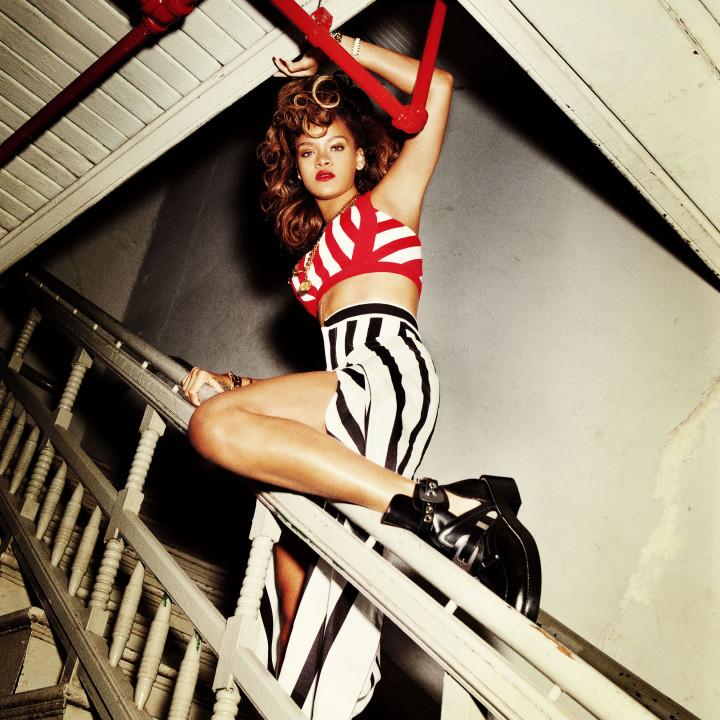 Rihanna Pressebilder 2011/02