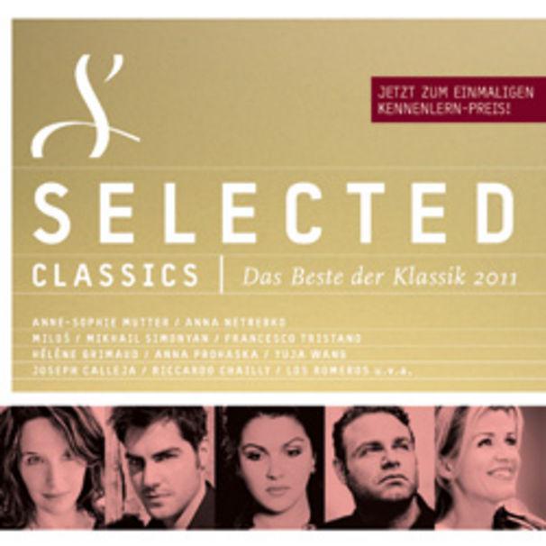 Selected Classics, Die Höhepunkte des Klassik-Jahres auf Selected Classics 2011