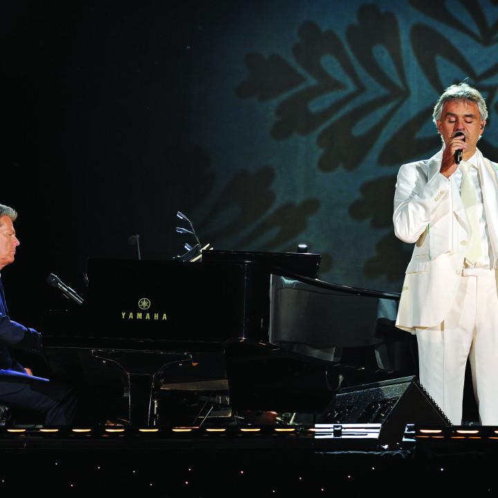 Andrea Bocelli Pressefoto 04/2011