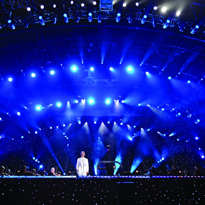 Andrea Bocelli Pressebilder 07/2011
