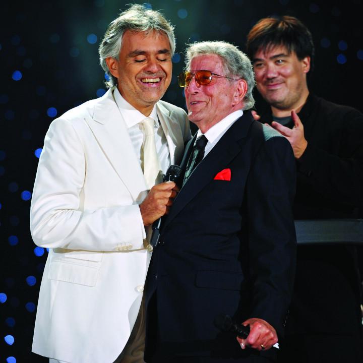 Andrea Bocelli Pressebilder 06/2011
